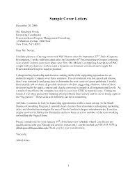 internship cover letter sle milviamaglione cover letter cv sles free