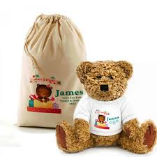 Creative Lovely How To Change by Birthday Teddy In A Bag Personalised For Any Occasion