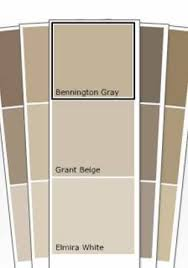 the best neutral paint color bennington gray benjamin