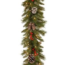 Christmas Banister Garland Ideas 10 Best Christmas Garland Ideas For 2017 Artificial Fabric