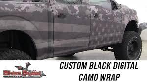 Ford Raptor Truck Wraps - freedom ford custom digital camo wrap from shellswag youtube