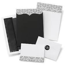 Invitation Pocket Pocket Invitations Ebay