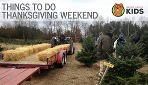 gr things to do thanksgiving weekend around greater grand