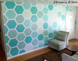Bedroom Paint Designs Photos Endearing Wall Paint Designs For Living Room Home Design Ideas
