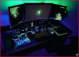 les meilleurs pc de bureau bureau pour pc gamer bureau bureau gaming lovely fortress led vg8qe