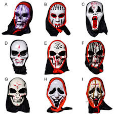 Toxic Halloween Costumes Horrifying Halloween Masks Promotion Shop Promotional