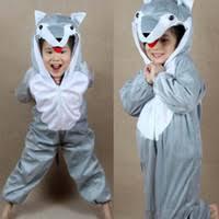 Wolf Halloween Costume Cheap Wolf Halloween Costume Child Free Shipping Wolf Halloween