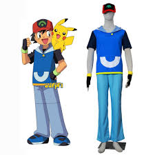 Ash Ketchum Halloween Costume Ash Ketchum Cosplay Picture Detailed Picture Pokemon