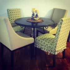 Marchella Table by Pier 1 Ashmont Dining Table And Dana Parsons Chairs With Slip