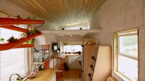 tiny house decor tiny eco living house video hgtv