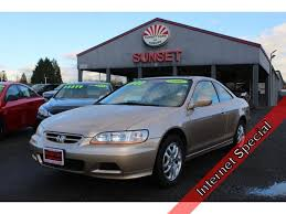 2001 Honda Accord Coupe Interior 2001 Honda Accord For Sale Carsforsale Com