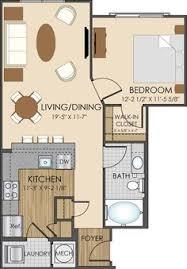 3 Bedroom Garage Apartment Floor Plans 2d Floor Plan Image 1 For The 2 Bedroom Garden Floor Plan Of
