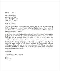 Business Letter of Complaint Sample Easy Copy and Download Cover Letter Business Letter Of Complaint Sample