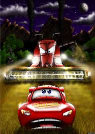 cars sally and lightning mcqueen kiss lightning mcqueen and sally by gigi go on deviantart