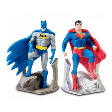 monogram bookends and batman bookends