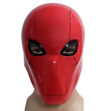 halloween voice changer party city red hood helmet batman under the red hood u2013 xcoser costume
