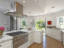 kitchen with stove in island best 25 island stove ideas on stove in island island