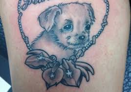 dog tattoos and designs page 116