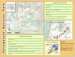 Map Of Yellowstone National Park Geographism Yellowstone National Park
