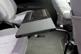 mobile laptop desk for car pro desks navigator a perfect suv mobile laptop no drill mount with