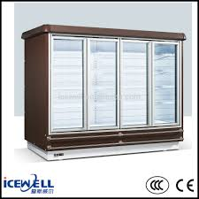 fridge freezer glass door used glass door refrigerators used glass door refrigerators