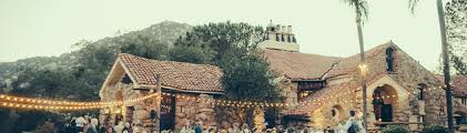 affordable wedding venues in san diego weddings mt woodson castle