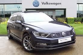 volkswagen passat r line used 2017 volkswagen passat 2 0 tdi r line 150 ps dsg estate for