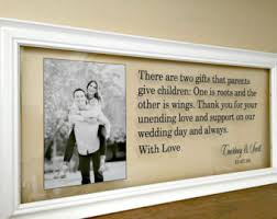 gift for of the wedding portraits frames etsy