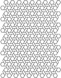 gallery for u003e simple geometric design coloring pages geometric