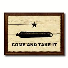 Come And Take It Flag Revolution Come And Take It Military Vintage Flag Patriotic Office