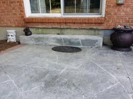 Concrete Decks And Patios Deck Over Concrete Patio Doityourself Com Community Forums