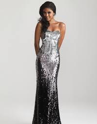 dress prom dress black silver long sparkly prom dress black