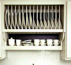 Kitchen Cabinet Plate Rack Storage 10 Easy Pieces Wall Mounted Plate Racks Plate Racks Woods And