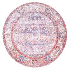 Small Round Bathroom Rugs Round Pink Area Rug Zoom Round Pink Bathroom Rug Round Pink