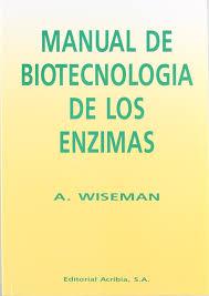 manual de biotecnologia de las enzimas spanish edition amazon
