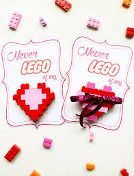 valentines for kids diy lego heart valentines i heart nap time