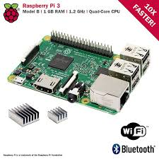 amazon com canakit raspberry pi 3 kit with clear case and 2 5a