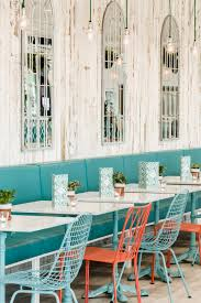 kiwi u0026 pom design a garden themed restaurant restaurants bars