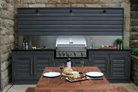 25 modern kitchens in wooden finish digsdigs outdoor kitchen designs ideas best home design ideas sondos me