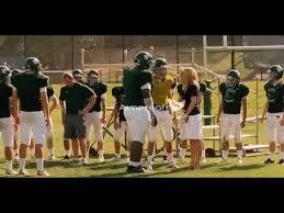 The Blind Side Movie The Blind Side Football Practice Scene