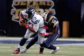Tim Barnes St Louis Rams St Louis Rams Vs Seattle Seahawks Calling The Matchup Turf