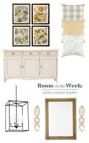 How To Decorate A Foyer by Decorating A Narrow Foyer How To Decorate
