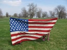 I Pledge Of Allegiance To The Flag Giant Wall Flag U2026 I Pledge Allegiance 627handworks