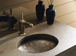 growing trend undermount bathroom sinks inspiration home designs
