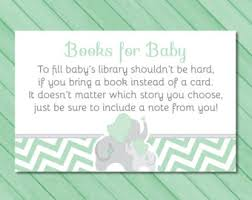 baby shower instead of a card bring a book bring a book instead of a card insert country floral