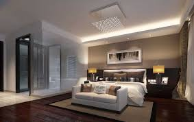 modern interior design room bedroom apartment pretentious