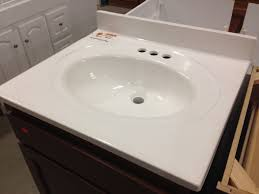 Bathroom Vanity Countertops Ideas by Fantastic Cultured Marble Bathroom Vanity Tops About Diy Home