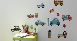 stickers voiture pour chambre garcon le incroyable stickers voiture chambre garçon se rapportant à