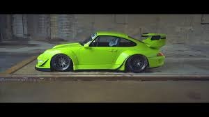 porsche rwb rwb short film documents porsche 993 philadelphia build