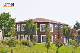 cheapest housing prefabricated houses cameroon affordable housing karmod